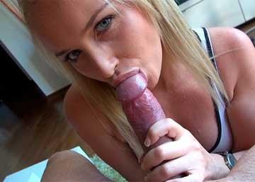 Kathia Nobili - K cum into my mouth 8 (2019) HD 1080p
