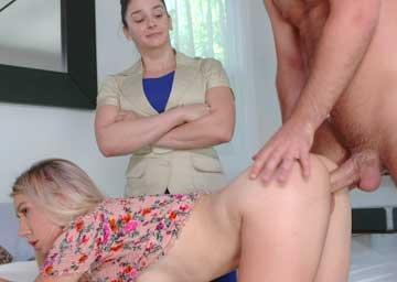 Paisley Bennett - Supervised Stepsibling Sex (2019) HD 720p, 1080p