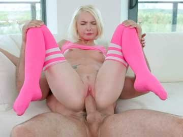 Alice Pink - Serving Up Her Tiny Slit (2019) HD 720p, 1080p