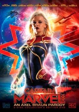 Captain Marvel XXX - An Axel Braun Parody | Капитан Марвел - XXX Пародия (2019) DVDRip