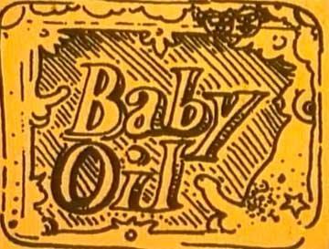 Baby Oil | Масло для девочек (1975) DVDRip