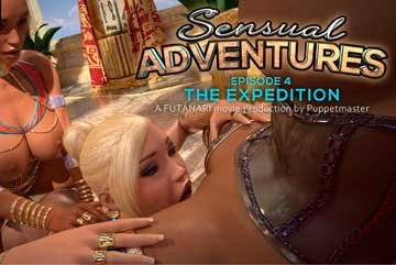 Sensual Adventures - Episode 4 [The Expedition] (2019) WEB-DL