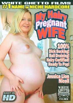 [Pregnant] My Hairy Pregnant Wife | Моя Волосатая Беременная Жена (2014) DVDRip