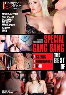The Best of Special Gang Bang | Лучшее из Жёсткого Группового Секса (2019) HD 720p