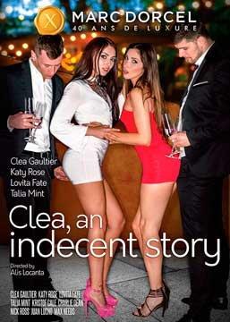 Clea, An Indecent Story | Клеа, Неприличная История (2019) HD 720p
