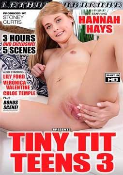 Tiny Tit Teens 3 | Маленькие Сиськи Тинейджеров 3 (2019) WEB-DL
