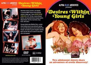 Desires Within Young Girls | Желания Внутри Молоденьких Девочек (1977) DVDRip