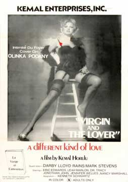 Virgin and the Lover | Девственница и Любовник (1973) WEB-DL