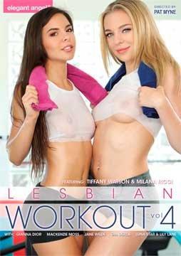 Lesbian Workout 4 | Лесбийская Тренировка 4 (2020) WEB-DL