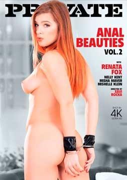 Anal Beauties 2 | Анальные Прелести 2 (2020) HD 720p