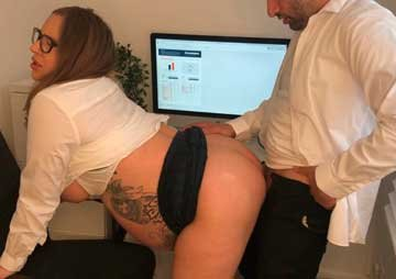PennyLondon - Pregnant and Fucking my Boss | ПениЛондон - Беременная и Трахаю Боса (2019) HD 1080p