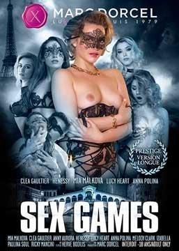 Sex Games | Сексуальные Игры [с русским переводом] (2018) DVDRip
