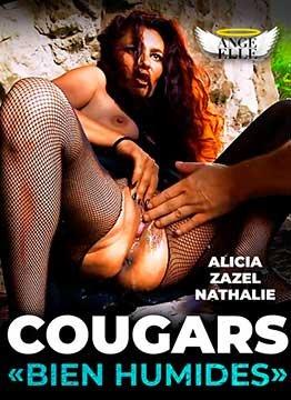 Cougars Bien Humides | Очень Промокшие Пумы (2019) HD 720p