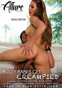 Busty Babes Get Creampied | Грудастым Милашкам Кончают Внутрь (2019) HD 720p
