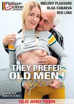 They Prefer Old Men | Они Предпочитают Стариков (2019) HD 720p