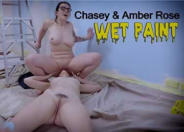 Amber Rose, Chasey - Wet paint (2018) HD 1080p