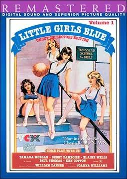 Little Girls Blue Vol.1 | Маленькие Девочки в Голубом 1 (1977) DVDRip