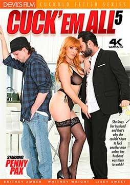 Cuck 'Em All 5 | Трахни их всех 5 (2020) HD 720p