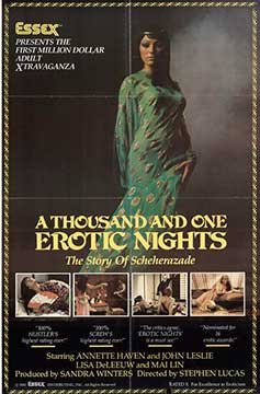 A Thousand and One Erotic Nights | 1001 Эротическая ночь (1982) BDRip