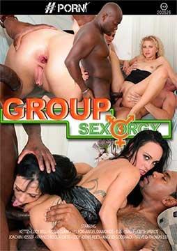 Group Sex Orgy Vol 3   Групповые Секс Оргии 3 (2019) DVDRip