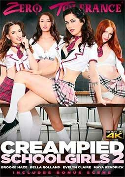 Creampied Schoolgirls 2 | Обконченные Школьницы 2 (2020) WEB-DL