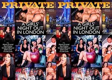 A Girls' Night Out In London | Девичья Ночь в Лондоне (2020) HD 720p