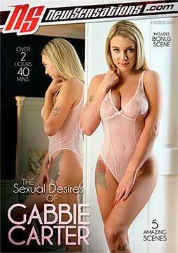 Sexual Desires Of Gabbie Carter | Сексуальные Желания Габи Картер (2020) WEB-DL