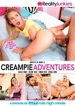 Creampie Adventures | Приключения Спермы В Дырочках (2019) HD 720p