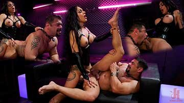Fierce Busty Goddess Eva Maxim Fucks Man Meat Draven Navarro (2020) SiteRip
