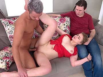 Bella Breeze - Blonde fucked with bf watching (2020) SiteRip