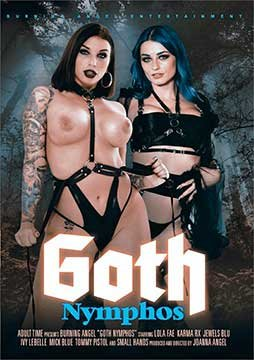 Goth Nymphos | Готические Нимфы (2020) DVDRip