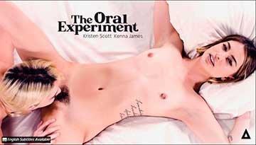 Kenna James, Kristen Scott - The Oral Experiment (2020) SiteRip
