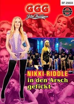 Nikki Riddle Ass Fucked   Ники Трахается в Жопу (2020) HD 720p, 1080p