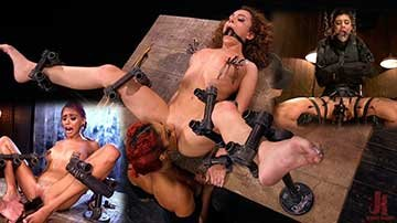 Submissive Women Bound in Metal and Made to Squirt (2020) SiteRip