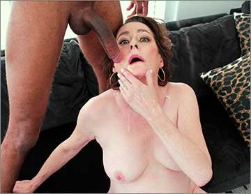 Renee Kane - The Gilf, The Dick Pic and The Big, Black Cock (2020) HD 2160p