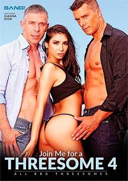 Join Me For A Threesome 4 | Присоединяйтесь Ко Мне Втроем 4 (2020) WEB-DL