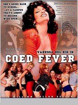 Coed Fever | Студенческая Лихорадка (1980) DVDRip