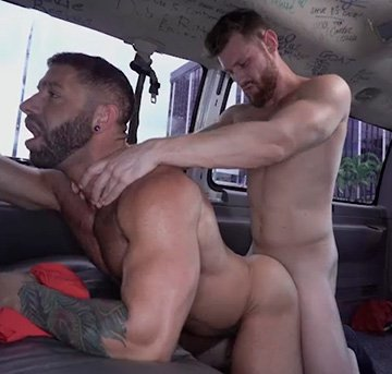 Eddy CeeTee, Jacob Peterson - Eddy Takes A Big Dick Up His Ass (2019) SiteRip