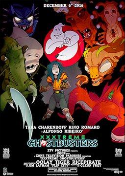 XXXtreme Ghostbusters   XXXтремальные Охотники за Привидениями (2016) HD 1080p