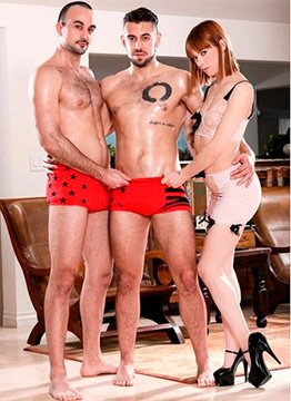 Alexa Nova, Dante Colle, Mason Lear - Meet My Stepbrother (2020) HD 720p