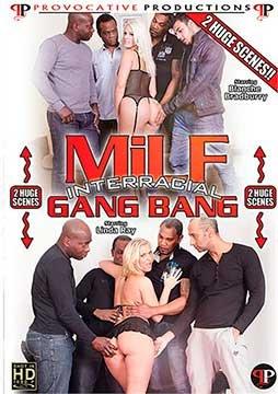 Milf Interracial Gang Bang | Межрасовые Групповухи Мамочек (2018) WEB-DL