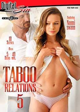Taboo Relations 5 | Запретные Отношения 5 (2020) DVDRip
