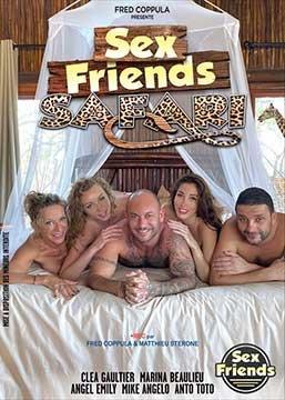 Sex Friends Safari | Секс с Друзьями На Сафари (2020) HD 720p
