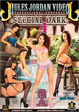 Special Dark 4 | Особенно Тёмненькие 4 (2020) DVDRip