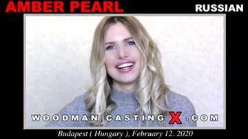Amber Pearl - Woodman Casting X 220 (2020) SiteRip