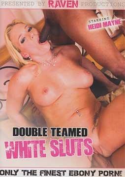 Double Teamed White Sluts   Двухместные Белые Шлюхи (2018) WEB-DL