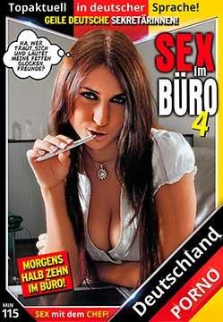 Sex im Büro 4 | Секс в Бюро 4 (2020) DVDRip