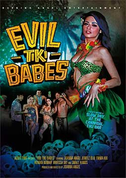 Evil Tiki Babes   Дьявольские Тики Малышки (2020) HD 720p