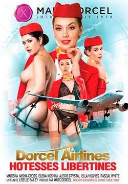 Hôtesses libertines | Развратные Стюардессы (2019) HD 720p