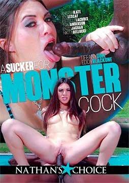 A Sucker for Monster Cock | Соски Для Монстр Члена (2020) HD 720p